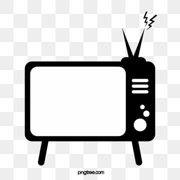 Tv png psd and. Television clipart vector