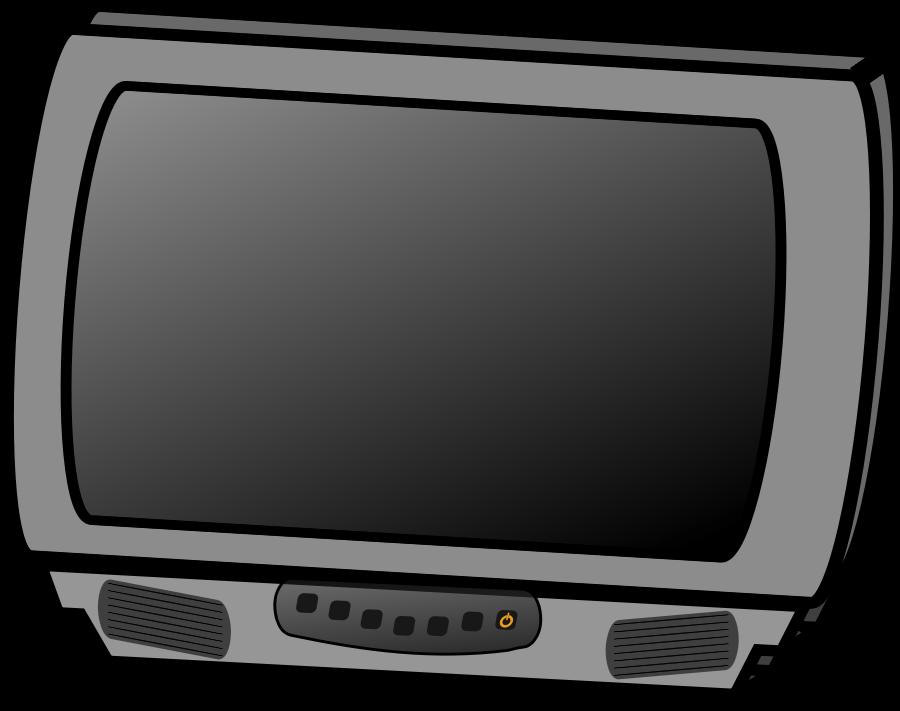 Television cliparts zone clip. Clipart tv vector