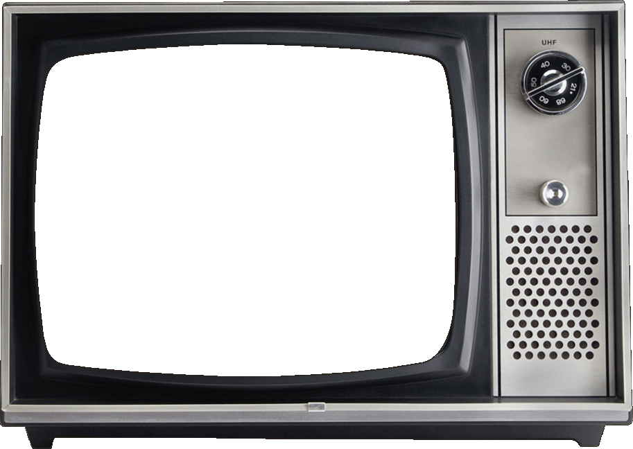 television clipart 1950s tv