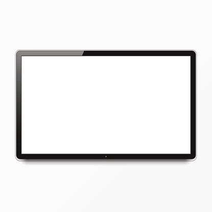 Clipart tv wall tv. Rectangle cliparts zone