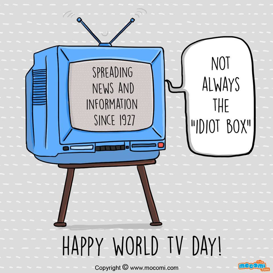 Mocomi kids can you. Clipart tv world television day
