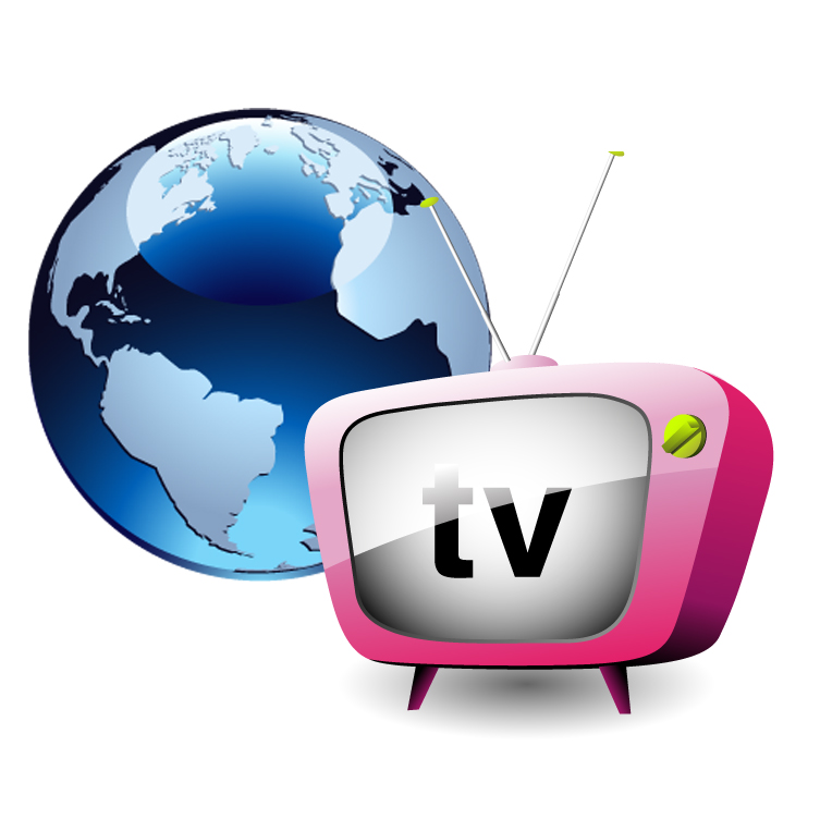 Clipart tv world television day. Every s a holiday