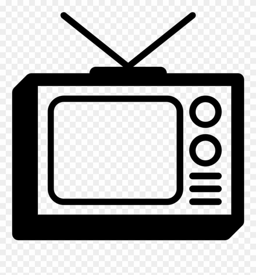 Television clipart media. Tv advertisement clip art
