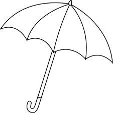 Clipart umbrella. Rainy days pinterest images