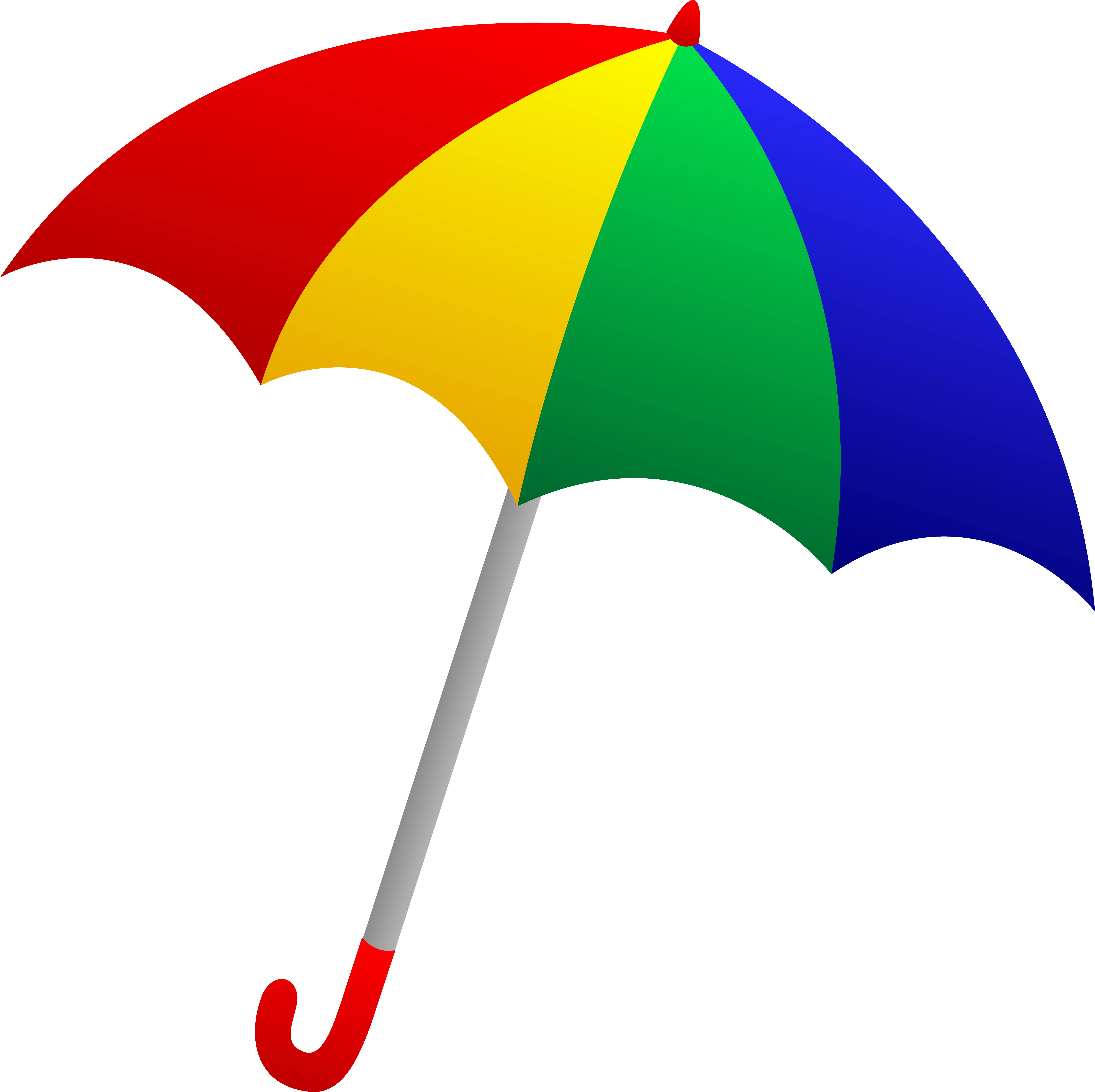 Wet clipart transparent. Umbrella clip art free