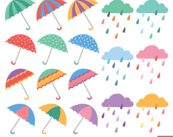 Free spring showers cliparts. Clipart umbrella april shower