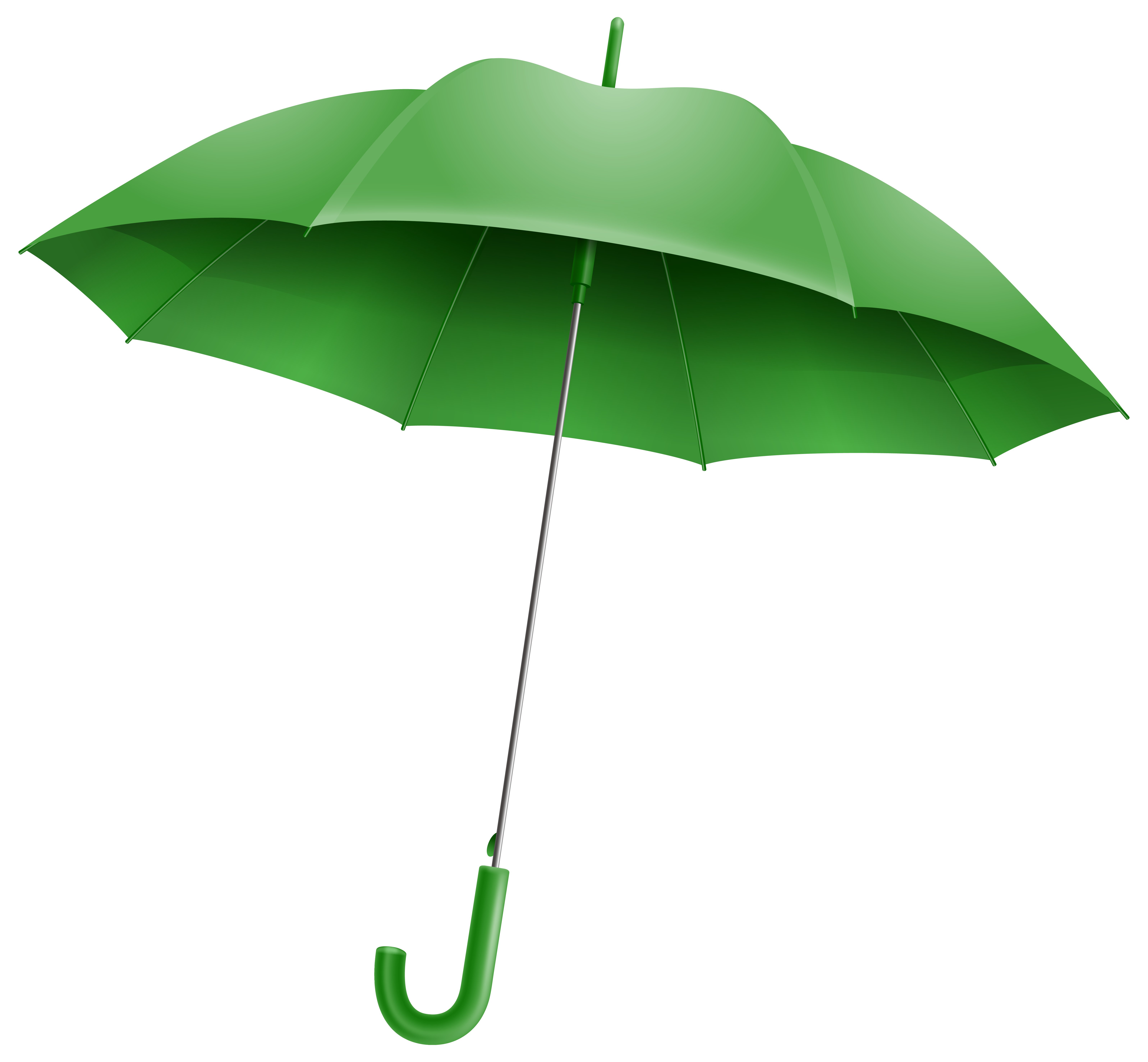 Green png image gallery. Clipart umbrella autumn