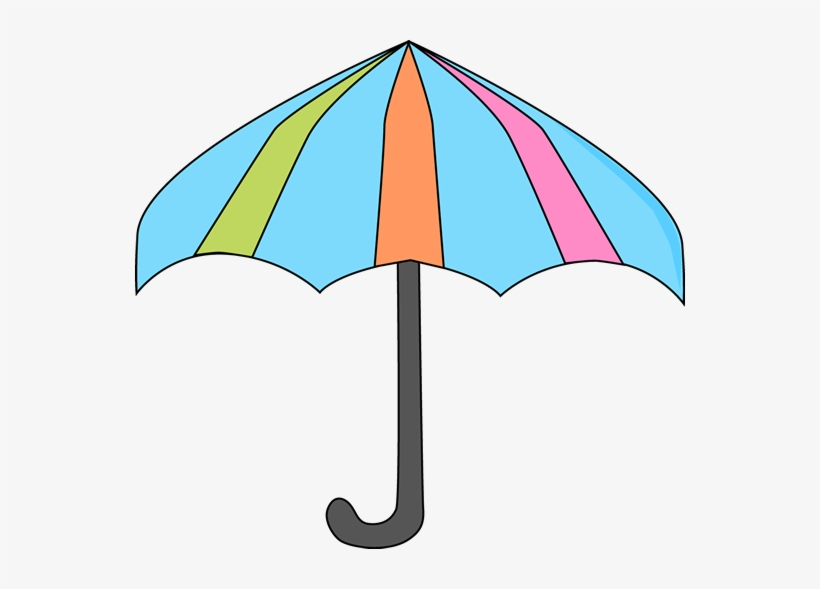 Black and white clip. Clipart umbrella banner