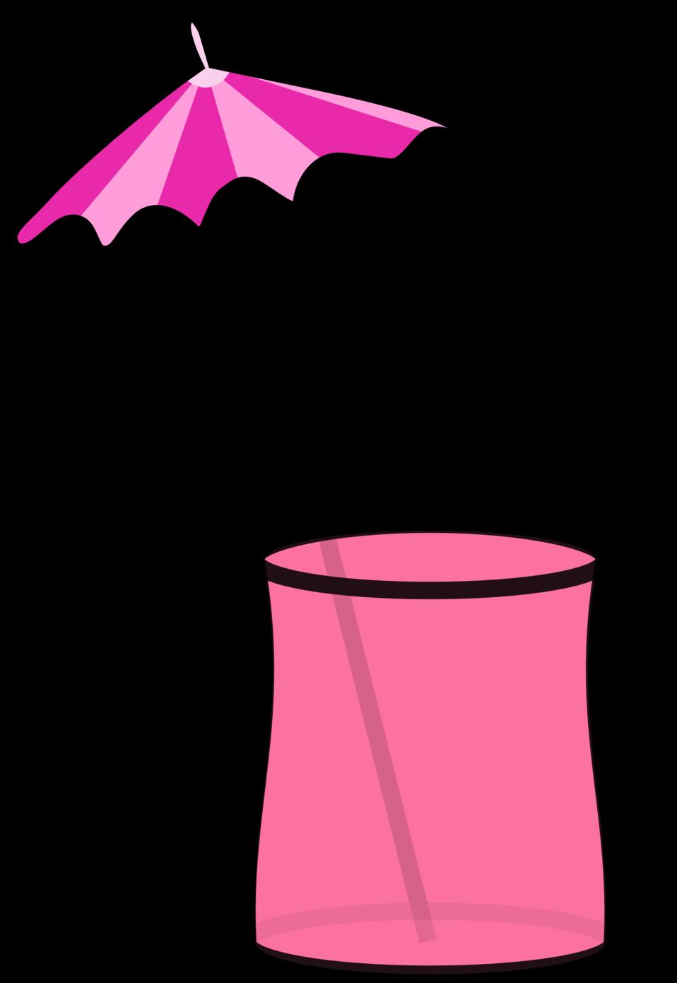 Public domain clip art. Clipart umbrella drink