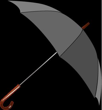 Free download clip art. Clipart umbrella gray
