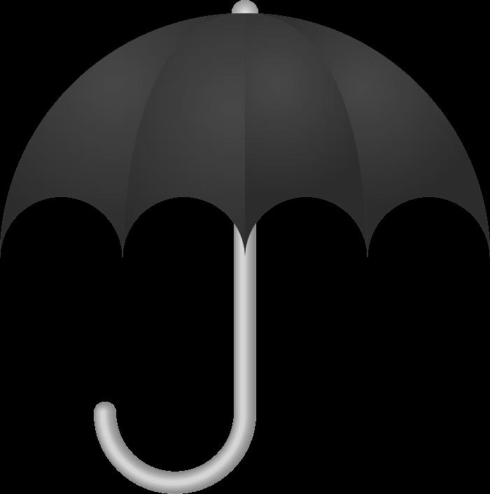 Clipartblack com tools free. Clipart umbrella gray