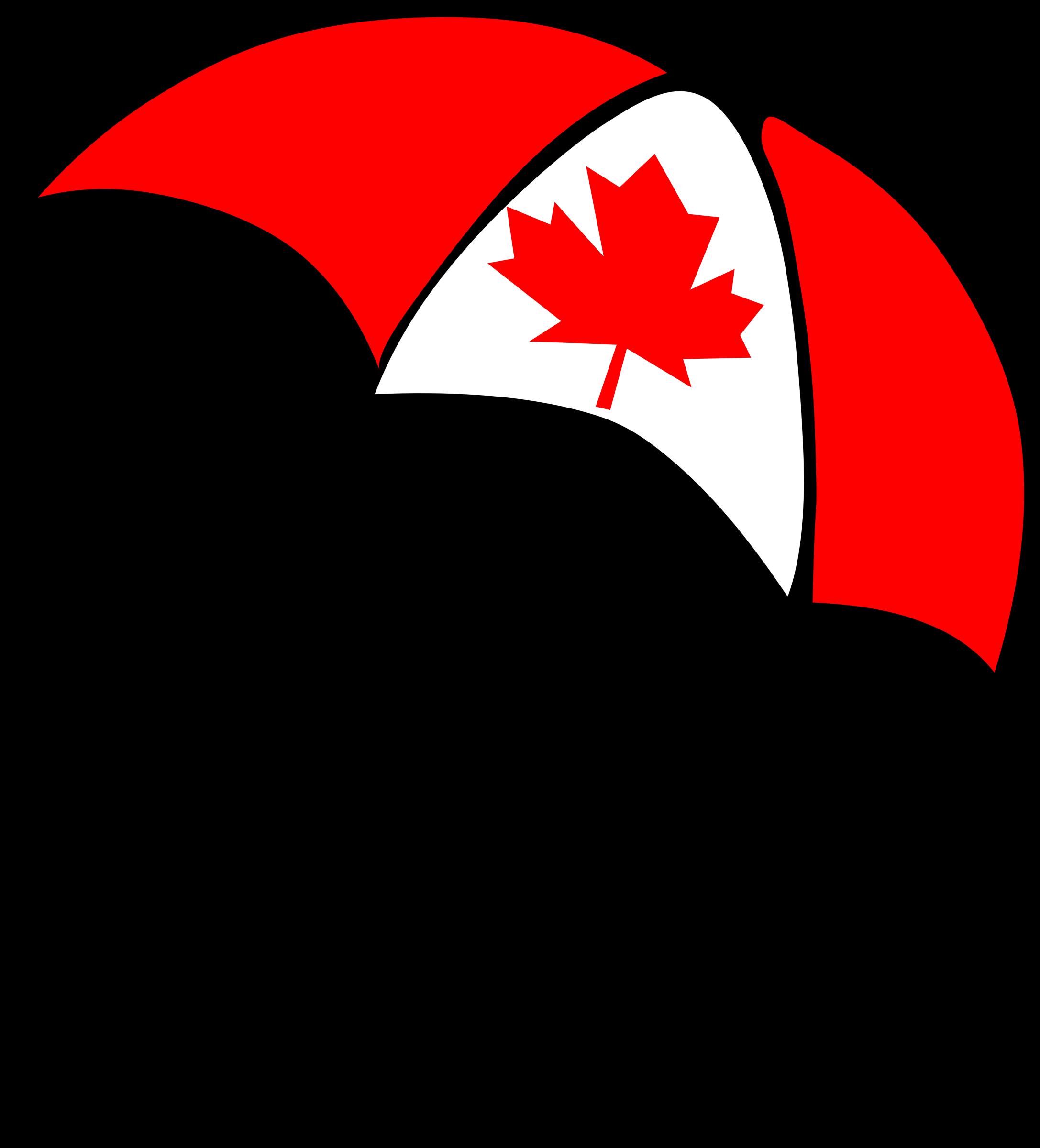 Canada big image png. Clipart umbrella pdf