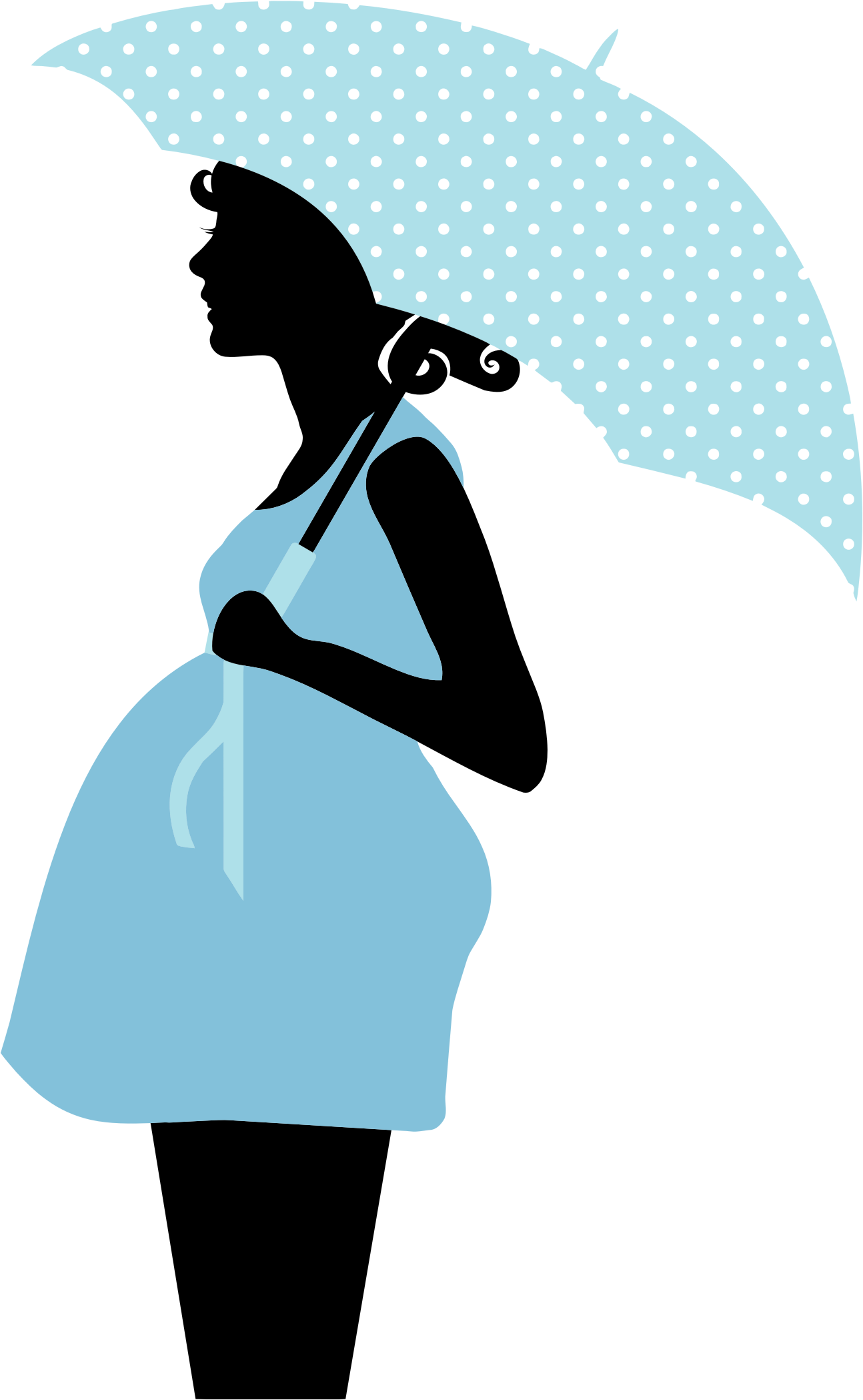 Woman illustration icons png. Lady clipart pregnant