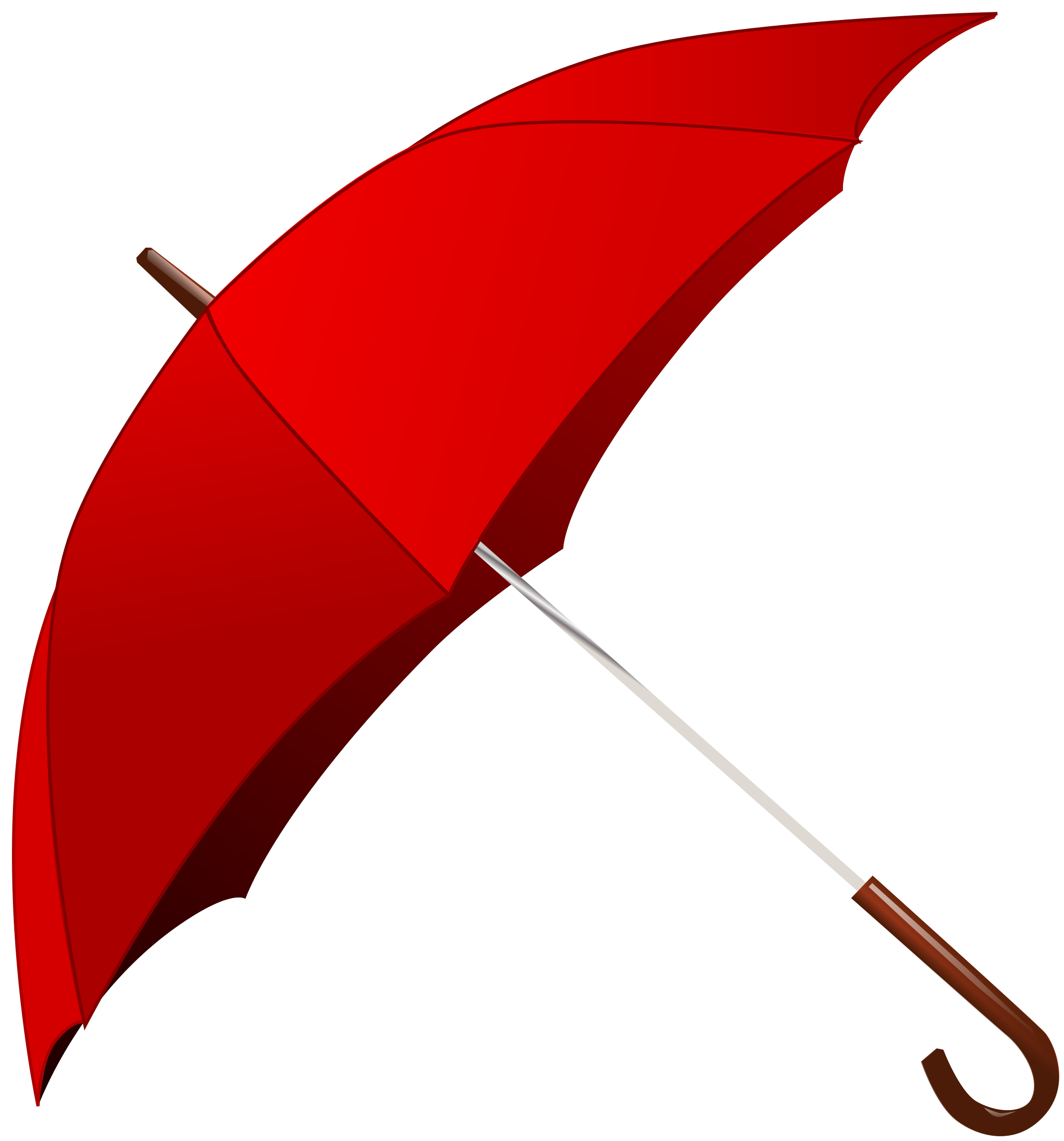 Clipart umbrella public domain.  collection of red