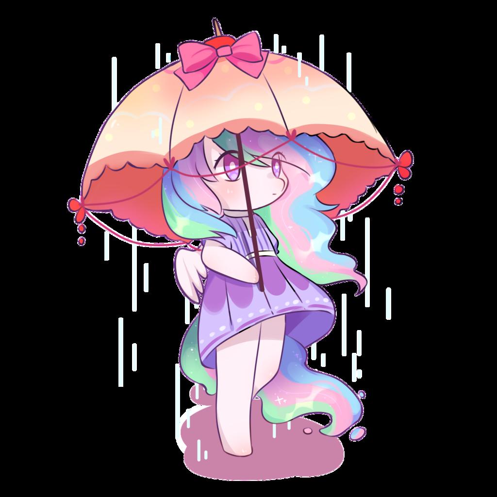 alicorn artist nitrogenowo. Clipart umbrella rainy clothes