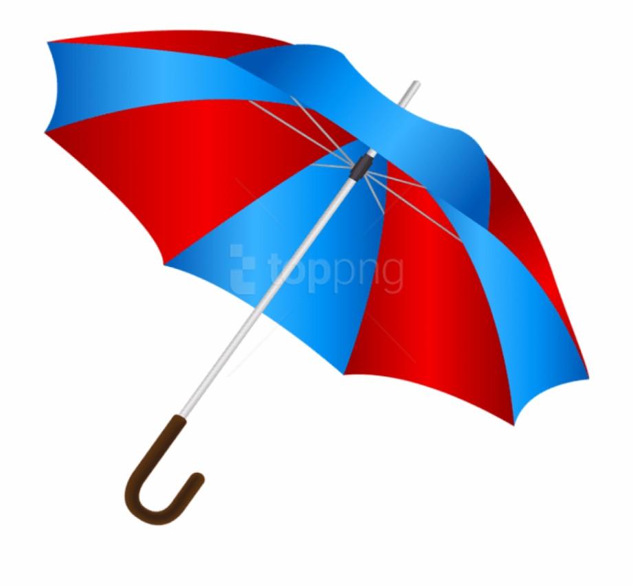 Clipart umbrella real. Blue png transparent background