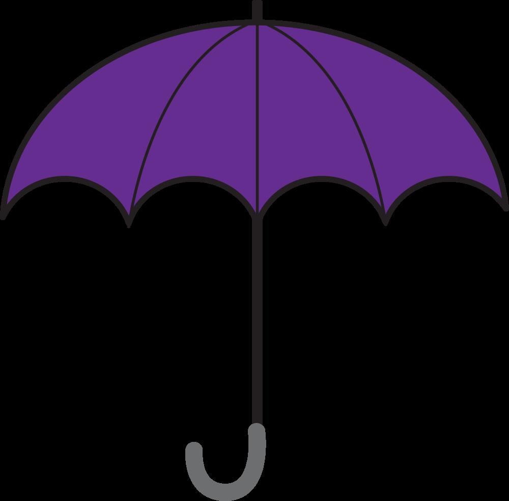 Clipart umbrella real. Onlinelabels clip art open