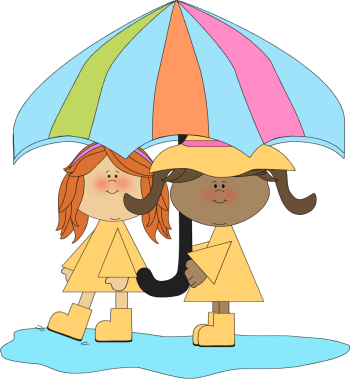 Clipart umbrella school. Cute clip art free