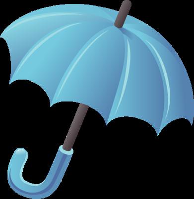 Clip art image clipartcow. Clipart umbrella spring
