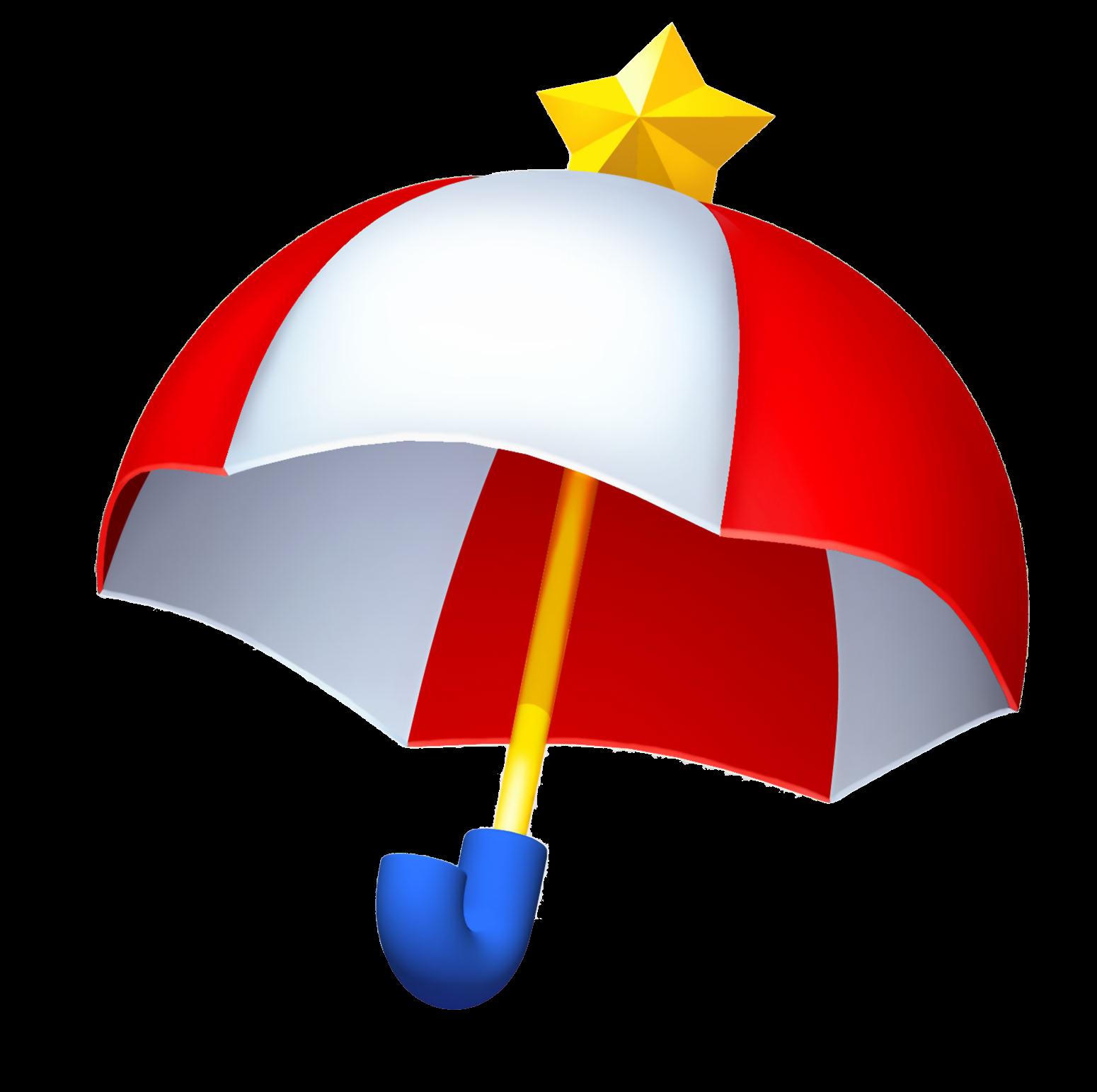 Clipart umbrella striped umbrella. Parasol enemy kirby wiki