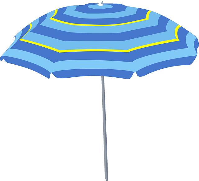 Free image on pixabay. Clipart umbrella summer hat