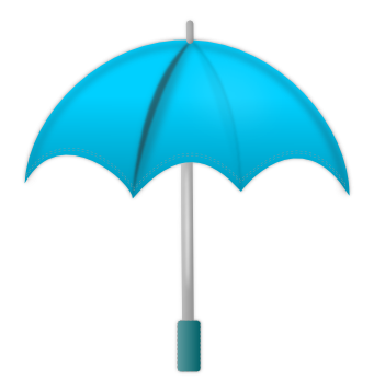 Best clip art clipartion. Clipart umbrella teal