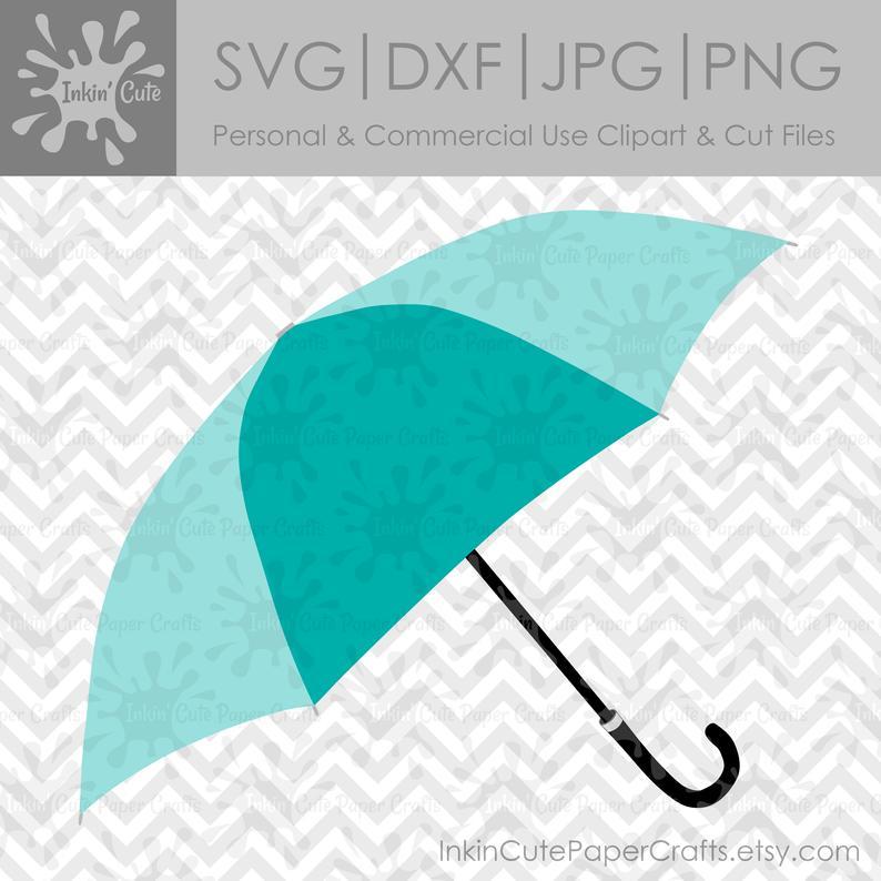 Svg clip art spring. Clipart umbrella teal