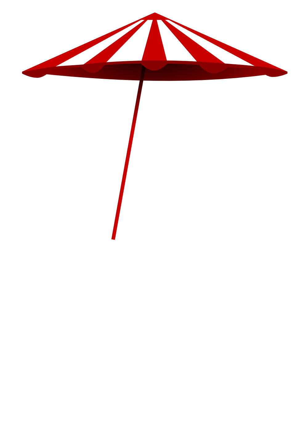 Onlinelabels clip art red. Clipart umbrella template
