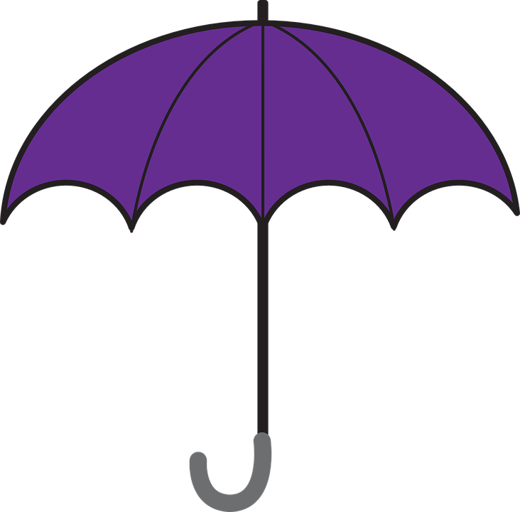 Williams finally after years. Clipart umbrella top