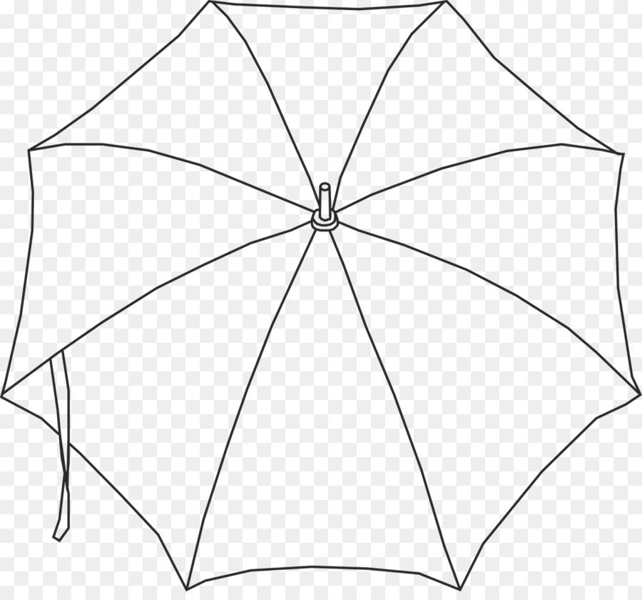Cartoon white leaf . Clipart umbrella top