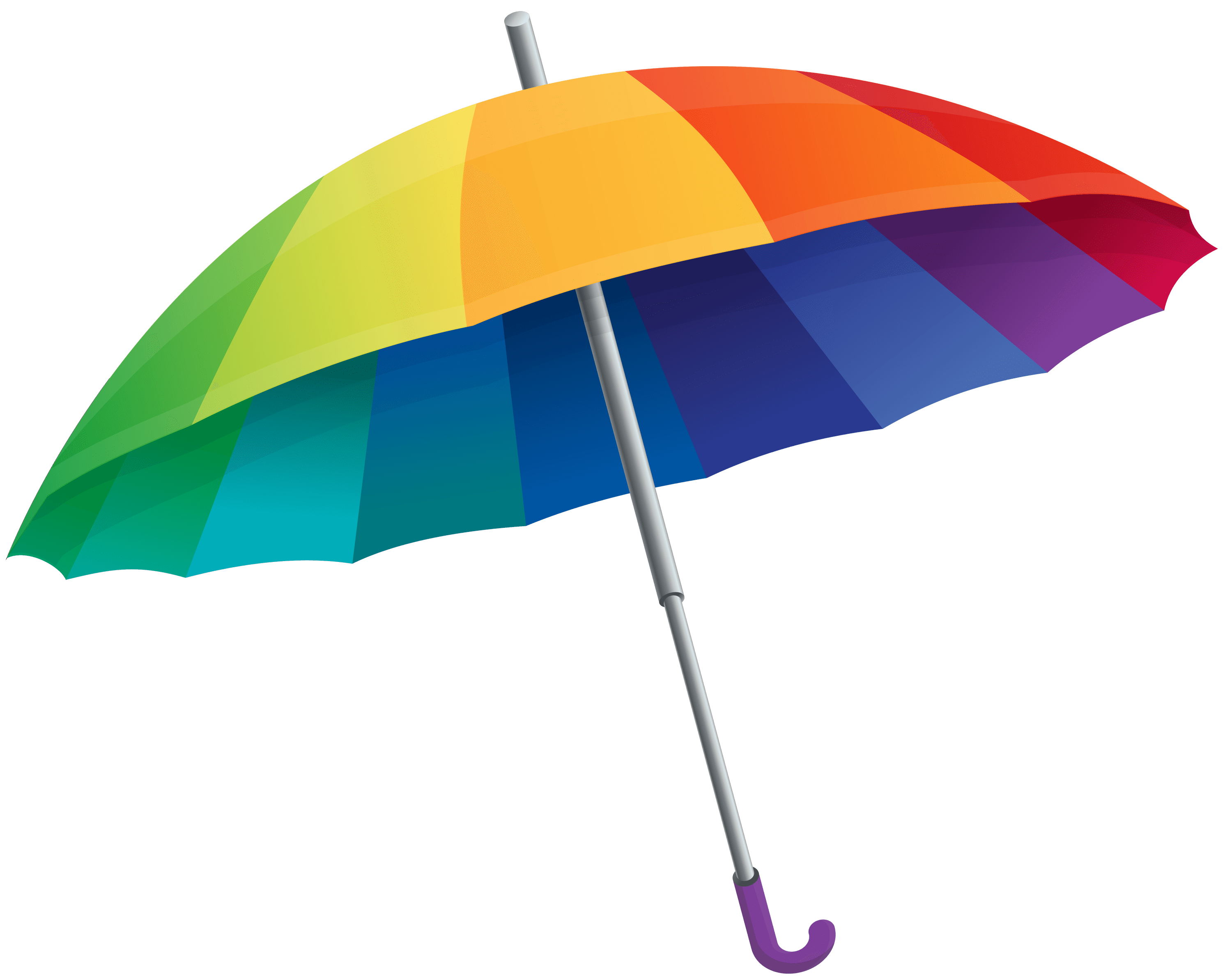 Umbrella transparent background