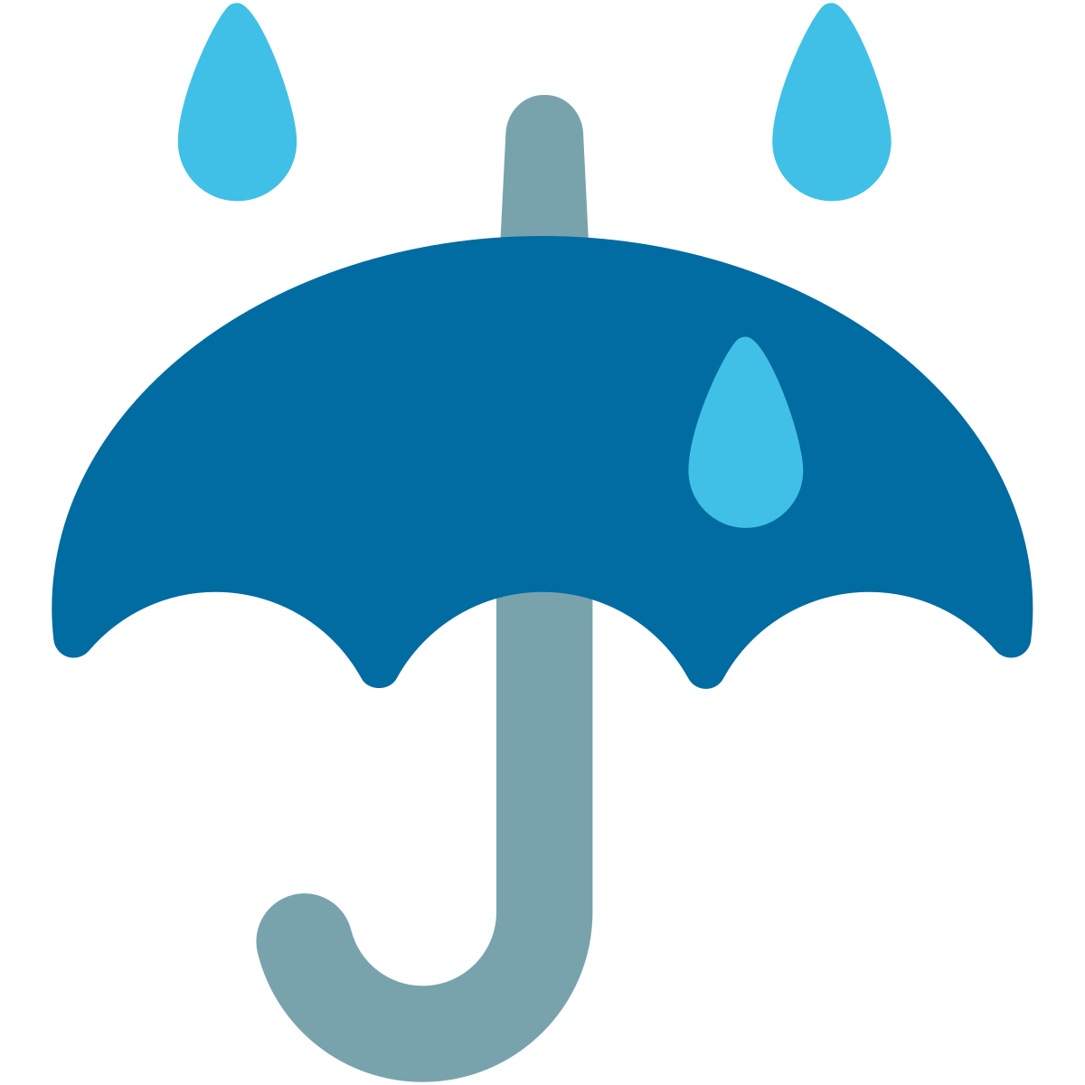 wiktionary. Clipart umbrella turquoise