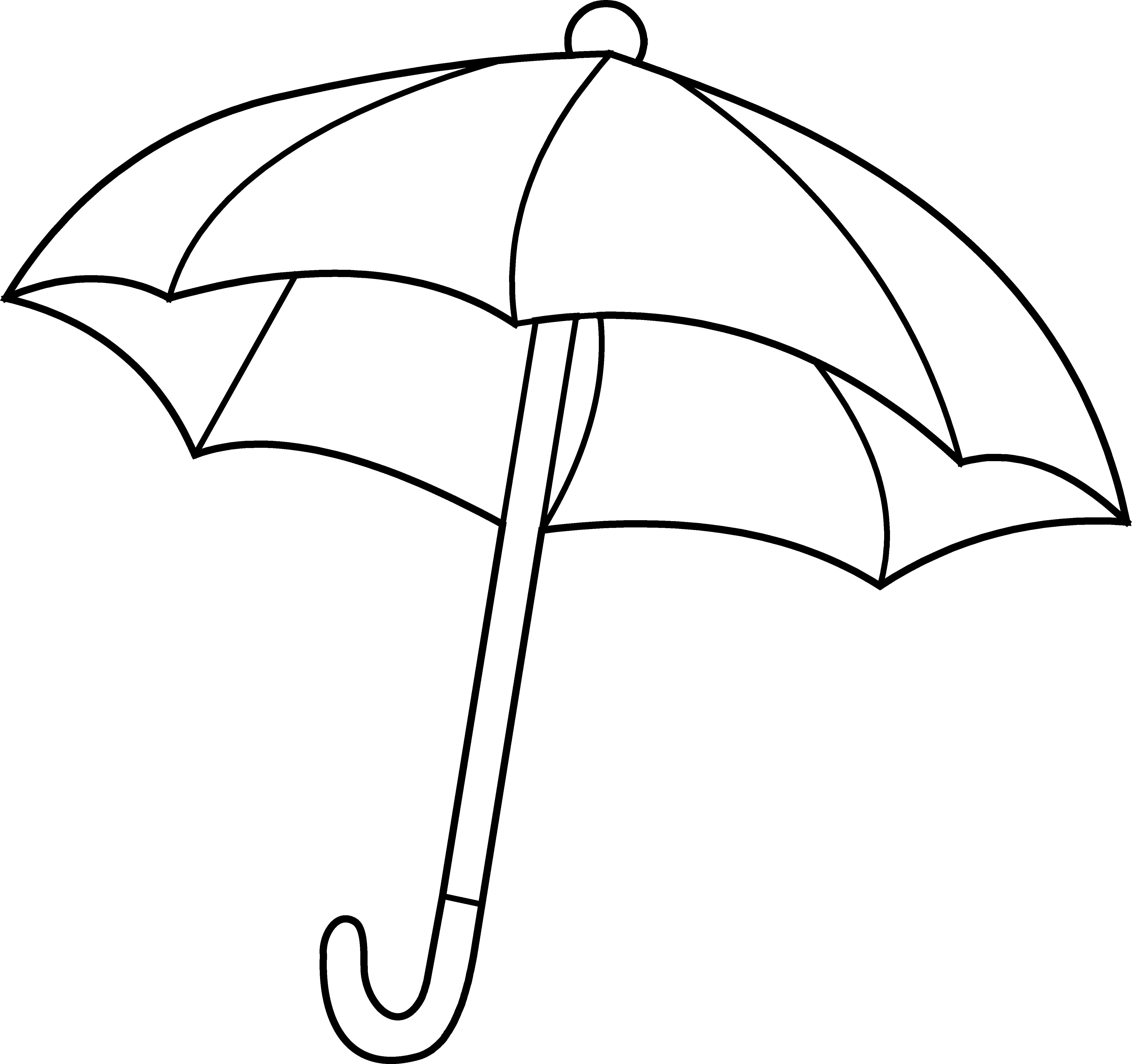 collection of white. Clipart umbrella umbrellablack