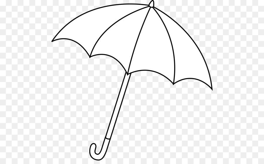 Clipart umbrella umbrellablack. Black line background leaf