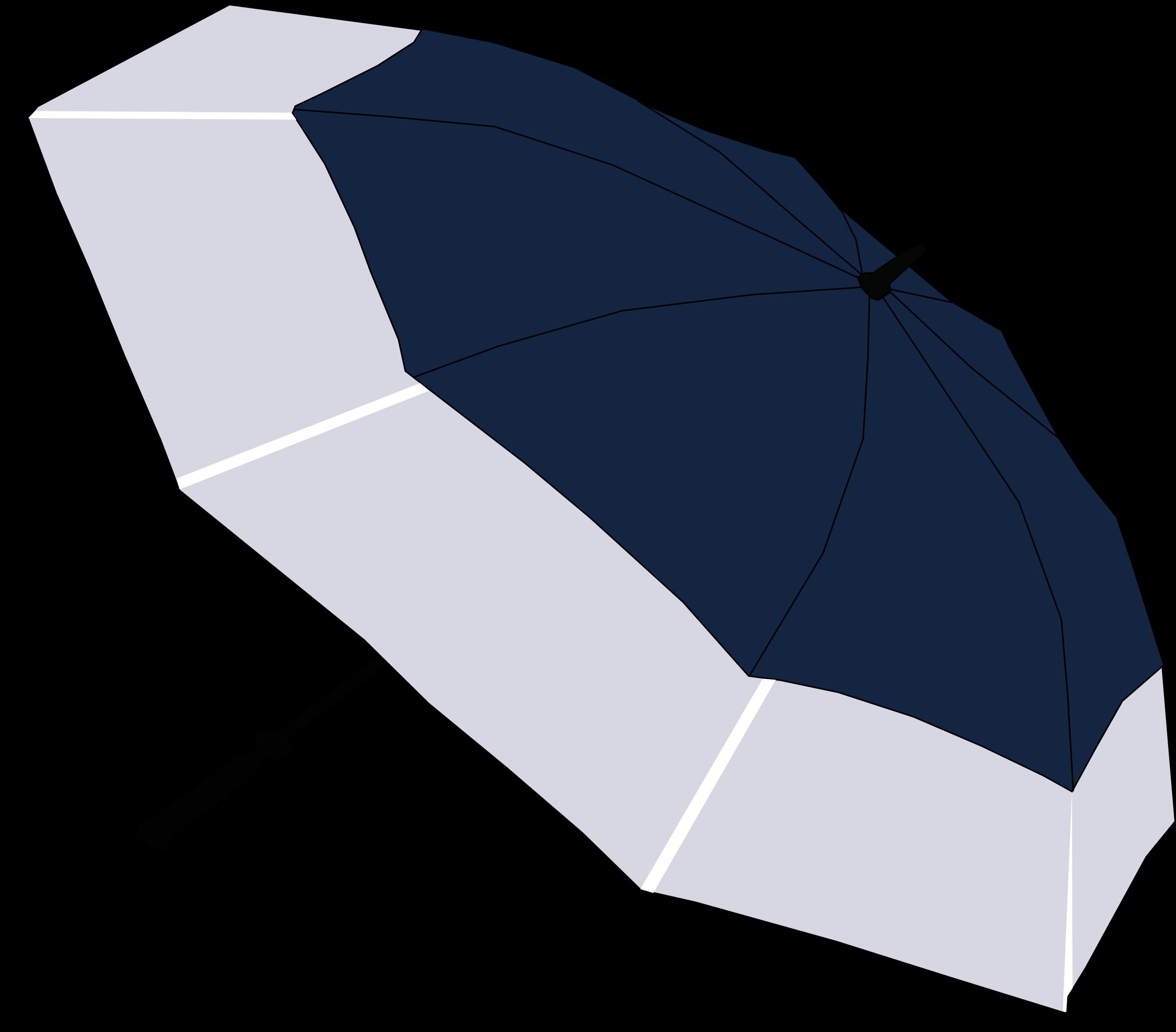 Clipart umbrella vector.