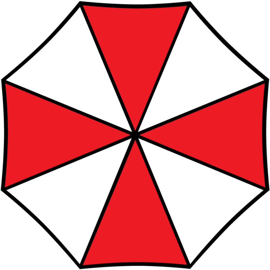 Corporation logo by markeddesign. Clipart umbrella vector