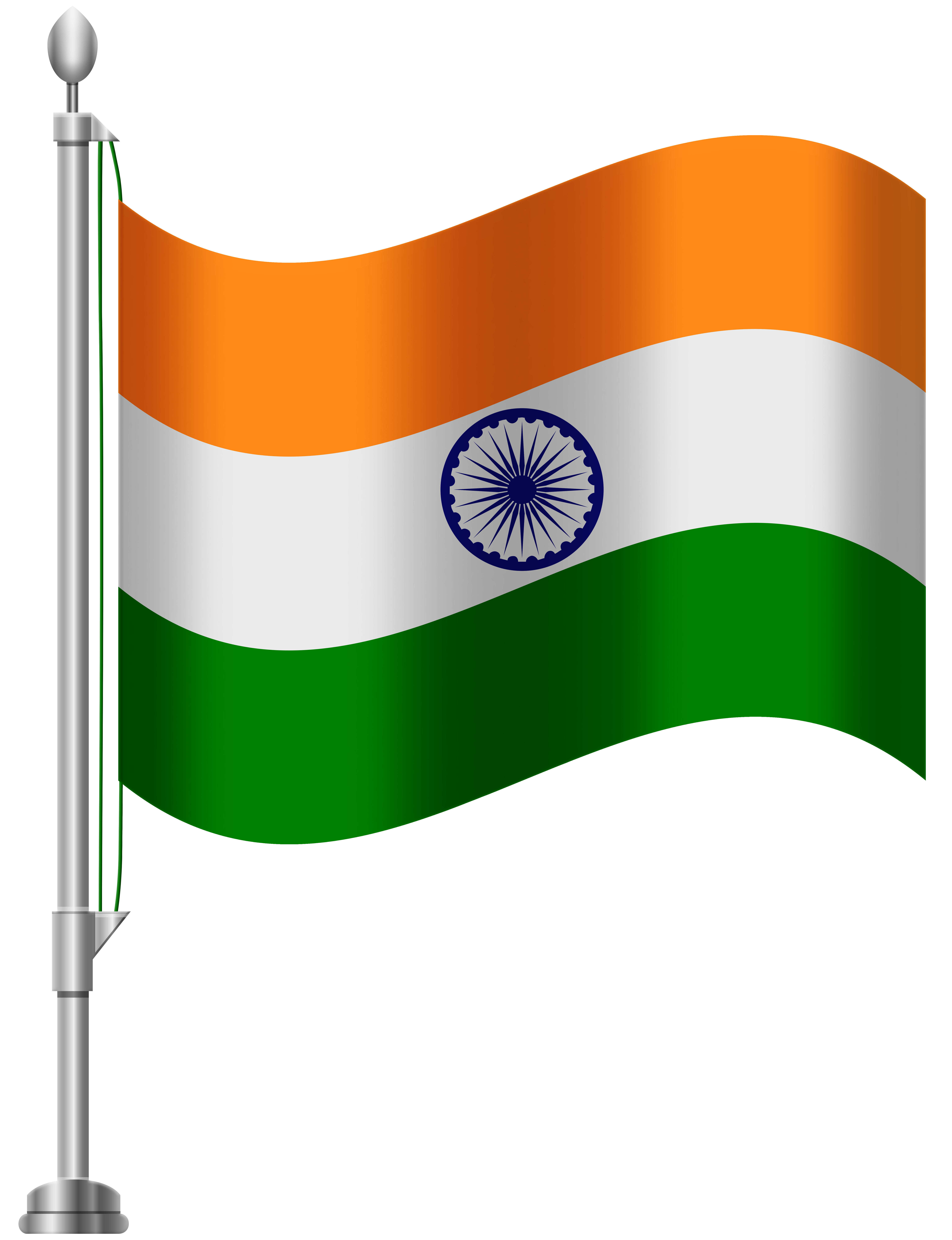 Wheel clipart flag indian. India png clip art
