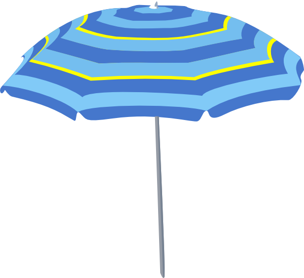 Clipart umbrella yellow umbrella. Clip art at clker
