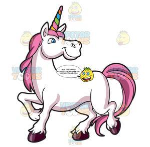 A . Clipart unicorn beautiful unicorn