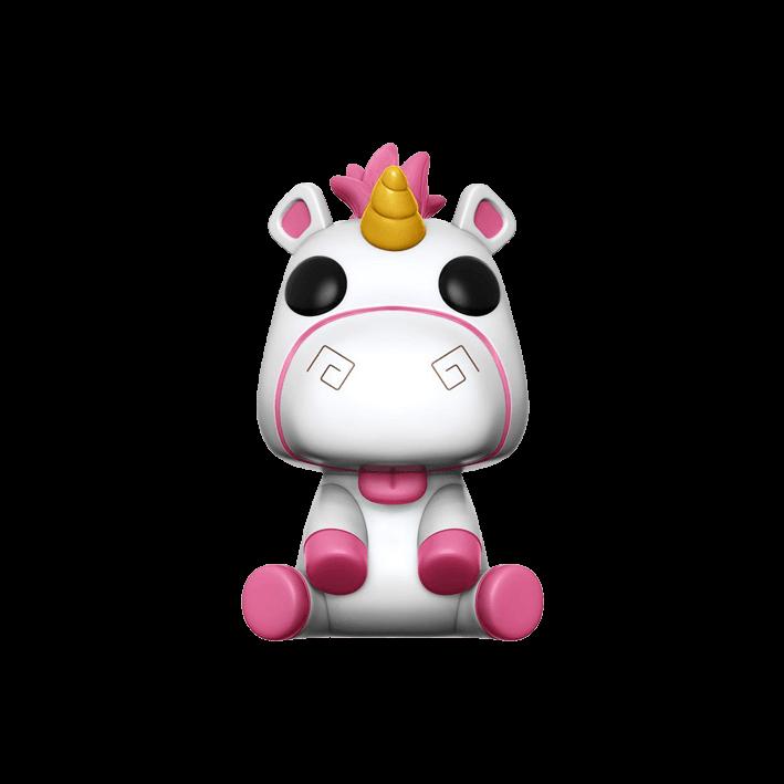Funko pop despicable fluffy. Clipart unicorn dispicable me