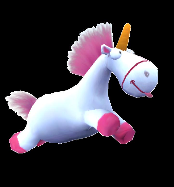 Image minion rush fluffy. Clipart unicorn dispicable me