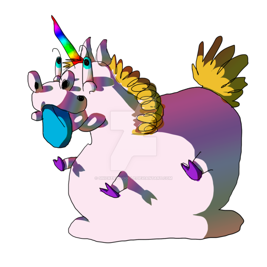 Haters beware by snickers. Clipart unicorn doodle