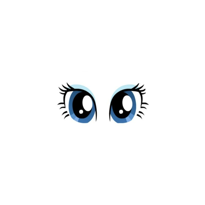 Eyes clipart unicorn. Template free printables