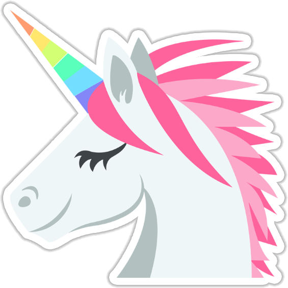 Faces clipart unicorn.  collection of face