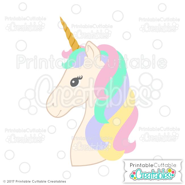 Clipart unicorn file. Head svg for silhouette