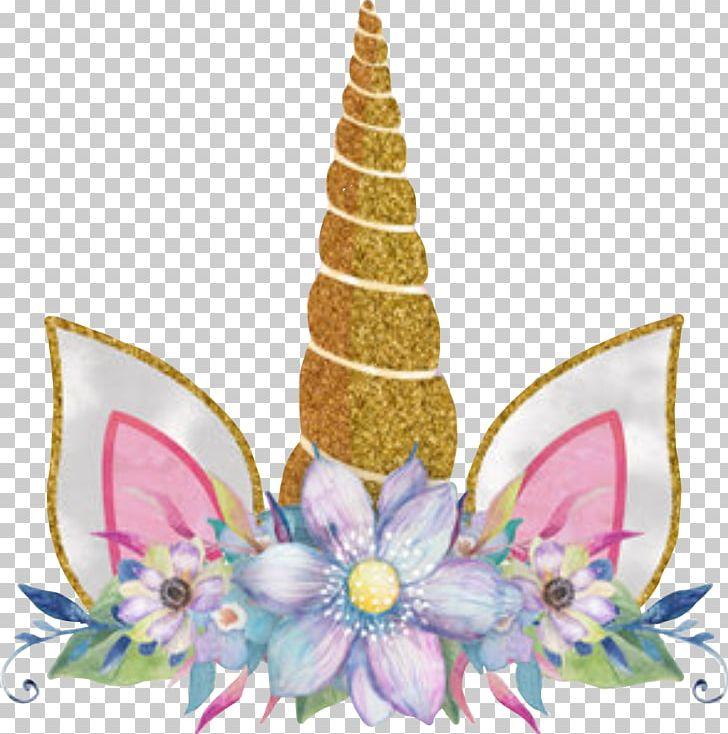 Png birthday christmas . Clipart unicorn flower