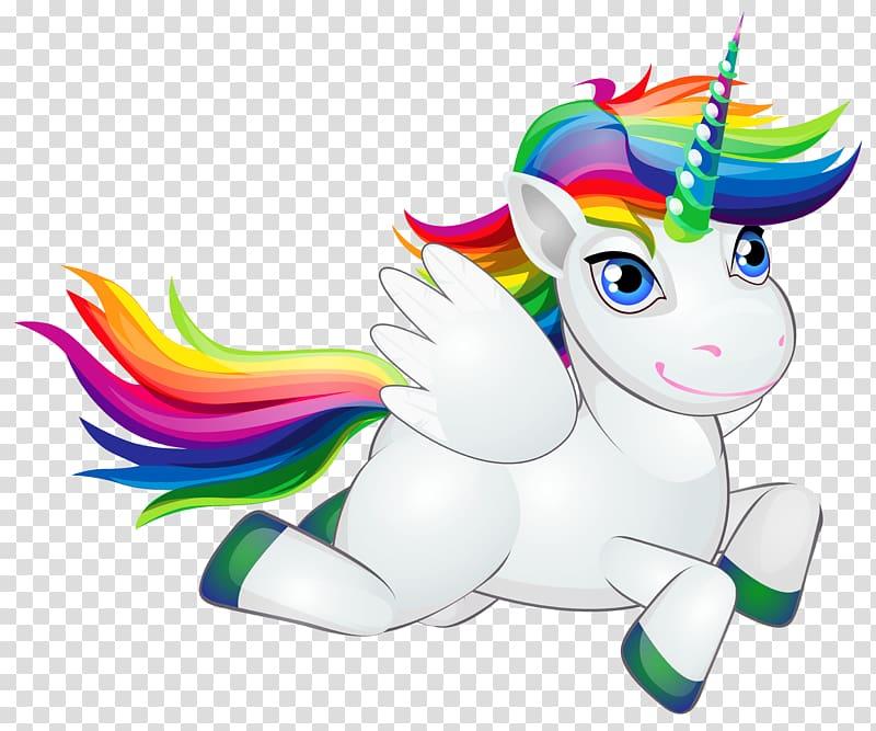 Clipart unicorn flying. Pony horse rainbow cute