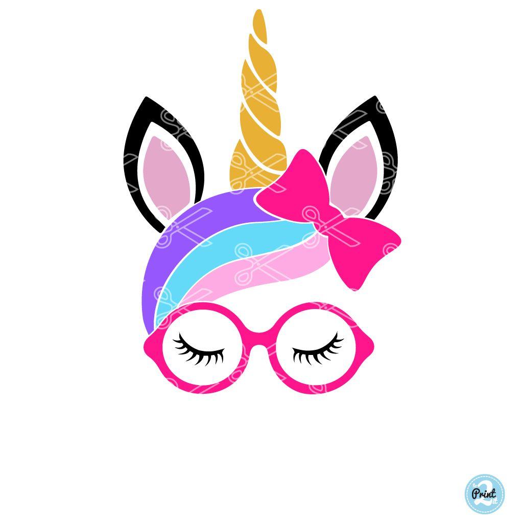 Clipart unicorn glass. Cute face bow sunglasses