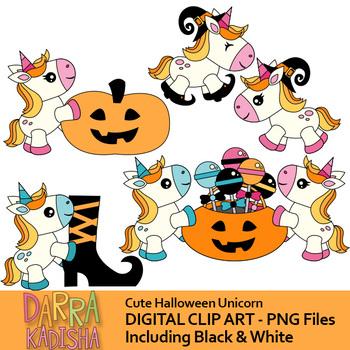 Clip art . Clipart unicorn halloween