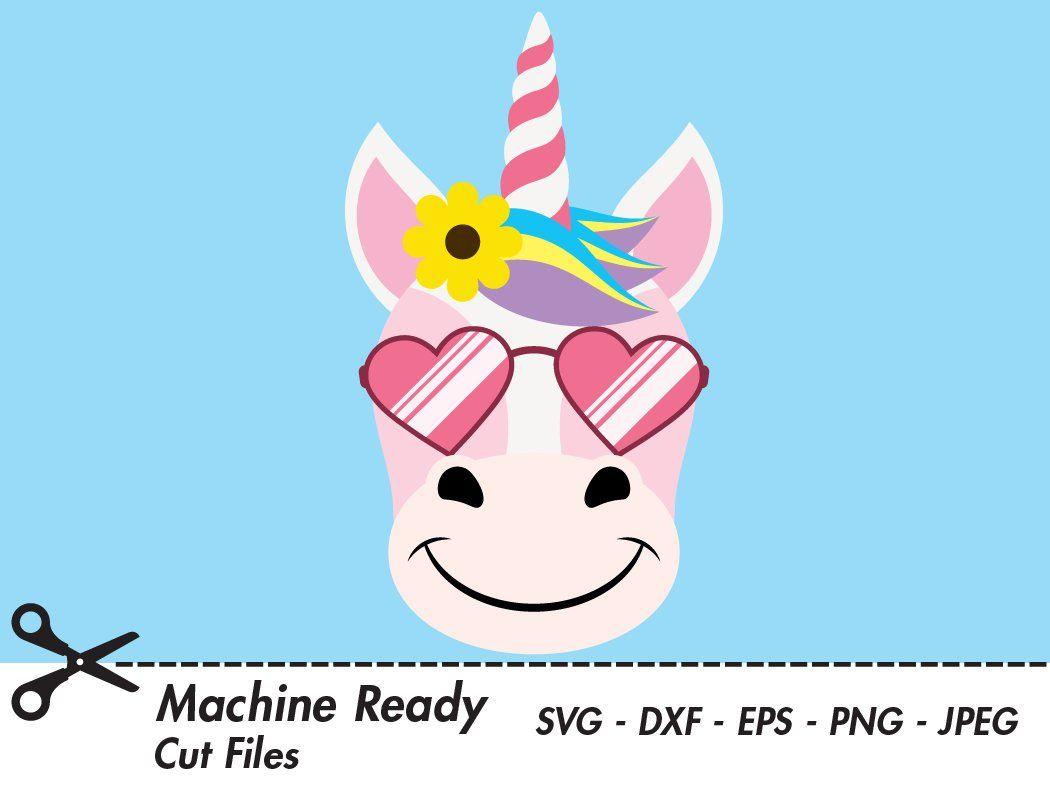 Clipart unicorn happy. Cute svg cut files